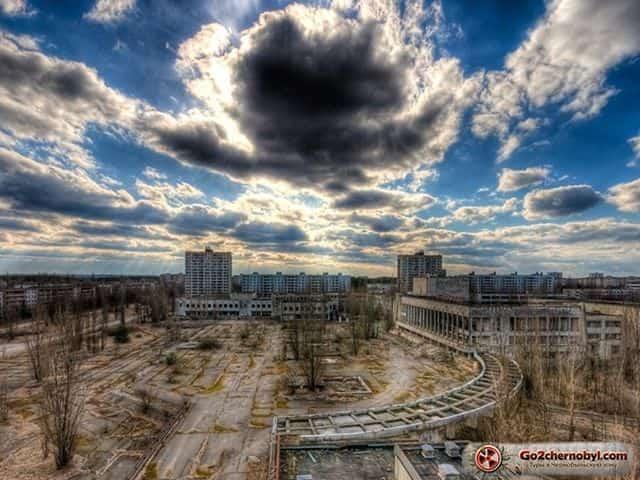 поездка в Припять