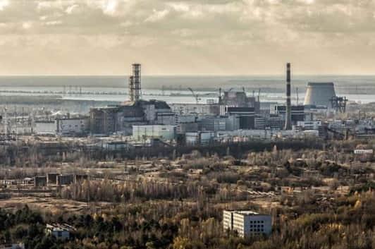 На экскурсию в Чернобыльскую зону