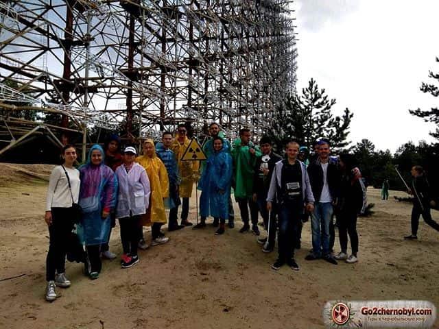 Тур в Чернобыль недорого