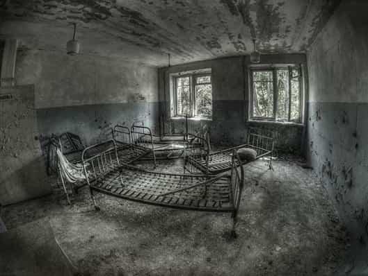 Заказать тур в Чернобыль