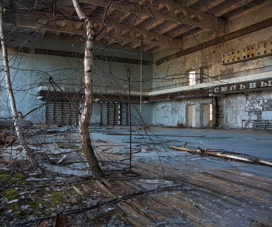 Фото Чернобыля - экскурсии