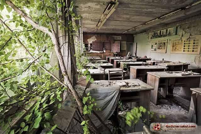 Фото Чернобыля и Припяти